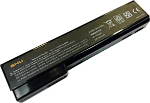 New GHU Battery CC06 Compatible with HP Probook Battery CC09 6360B 6460b 6470b 6465b 6550b 6565b 8440p 8460p 8470P 8475b 8540p 6560b Hstnn-f08c Hstnn-i90c Hstnn-lb2f Hstnn-lb2g Hstnn-lb2h Hstnn-w81c