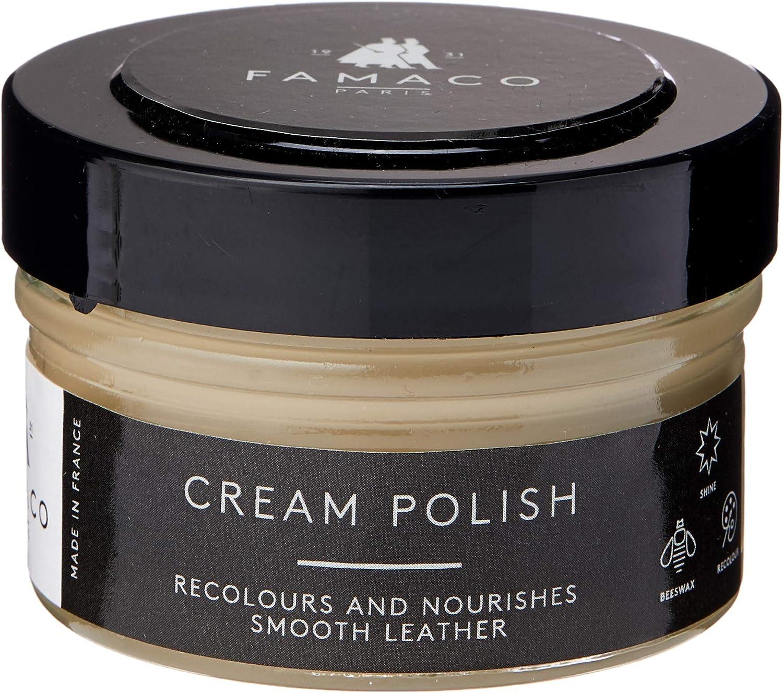 Famaco Unisex-Adult Cream Shoe Treatments and Polishes 50.00 ml