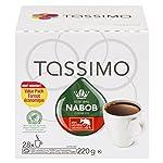 TASSIMO Nabob 100% Columbian, 28 T-Discs, 220G