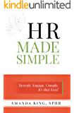 HR Made Simple: Recruit. Engage. Comply. It's That Easy!