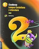 Cuaderno 2 de Lengua Castellana y L. 1º Primaria (Pauta) (Superpixépolis) - 9788426392862