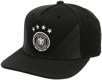 Boné Adidas Alemanha 2018 Aba Reta  Amazon.com.br  Esportes e Aventura 07ab4e1236582