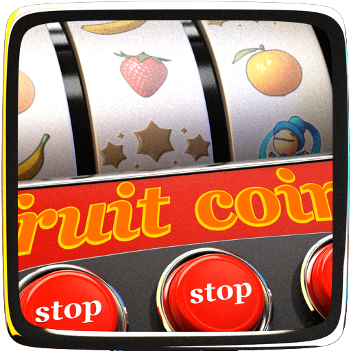 Pachislo Stop Machine Skill - Fruit Coins Slot Machine