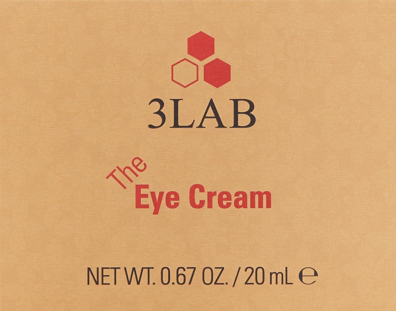 3lab The Eye Cream 067 Oz Luxury Beauty Cosrx Honey Ceramide 30ml
