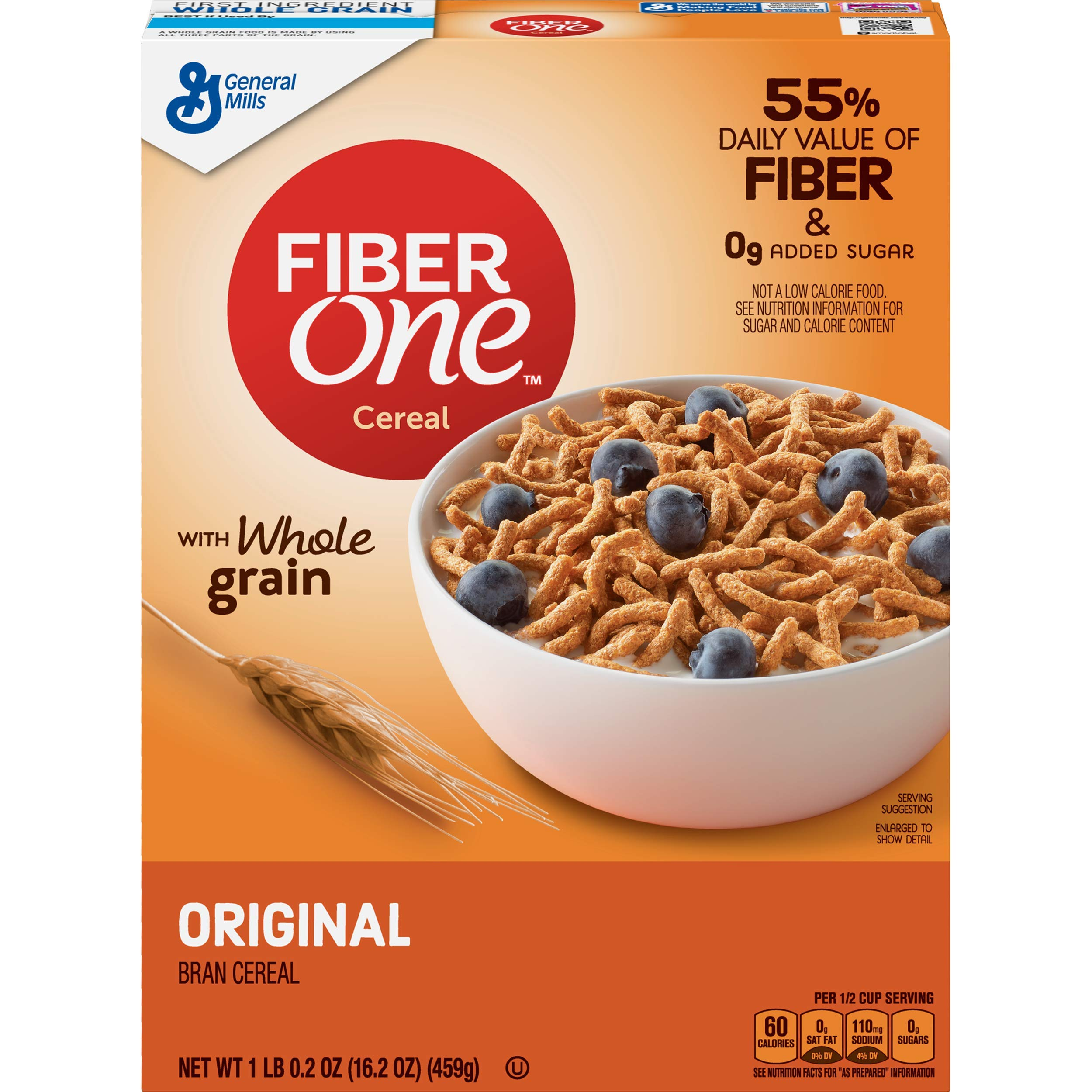 Amazon.com: Kellogg's All-Bran Complete Wheat Flakes