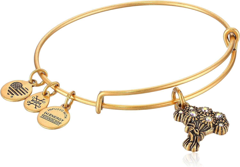 Alex and ANI Womens I Pick You EWB Bangle Bracelet, Expandable