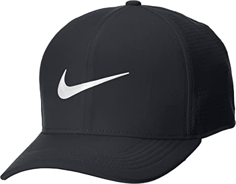 Tulipanes Referéndum aleación  Amazon.com: Nike AeroBill Classic 99 Performance Golf Cap 2018: Clothing