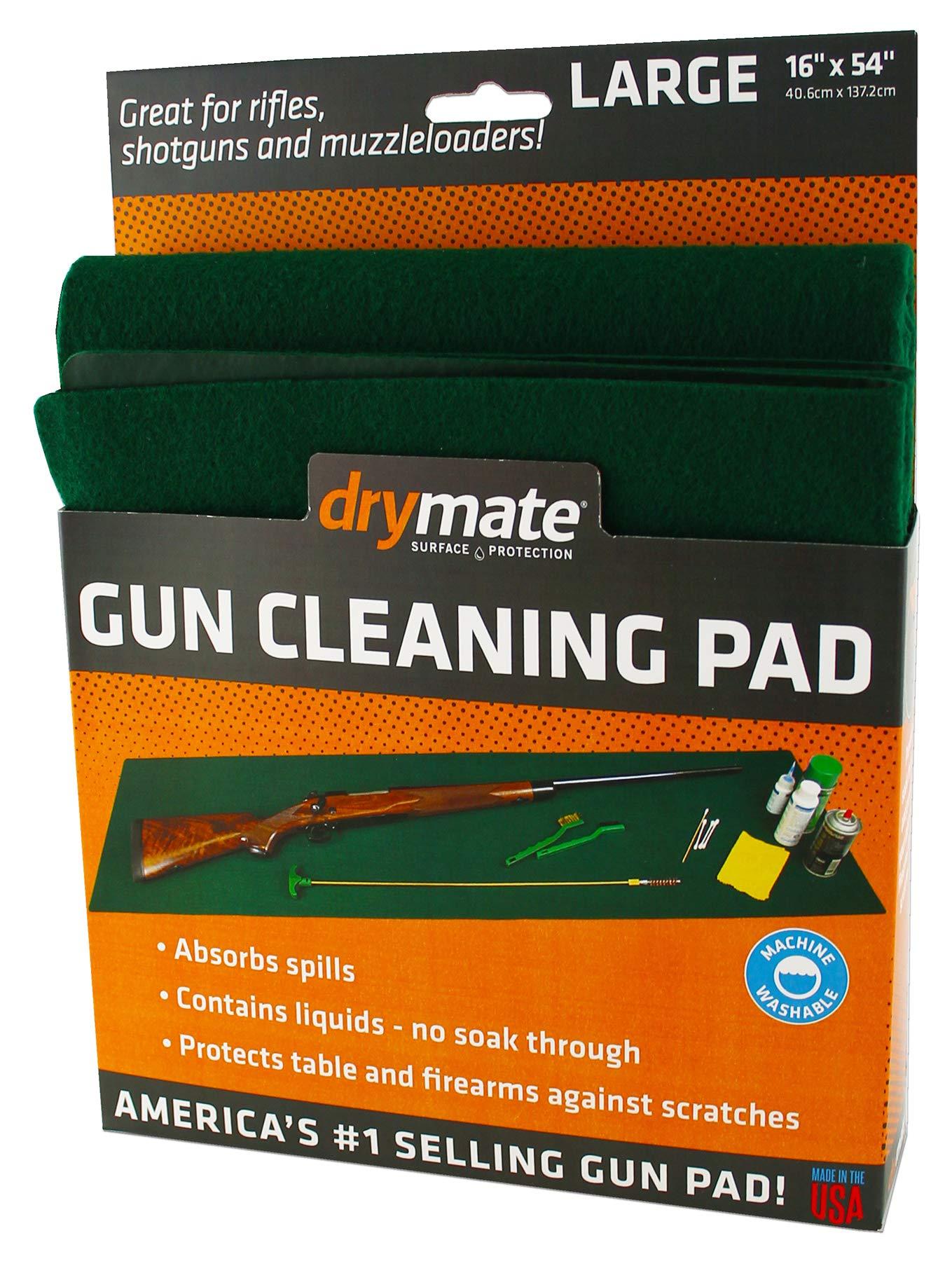 Drymate Gun Cleaning Pad, 16x59-Inch by Drymate