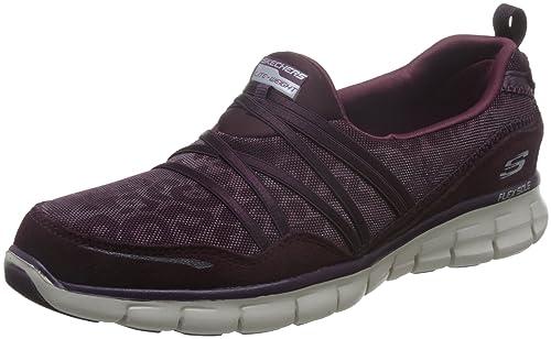 SKECHERS Damen D'Lites Me Time Sneakers Schwarz