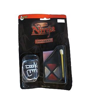 Amazon.com: Target Ninja - Kit de maquillaje para Halloween ...