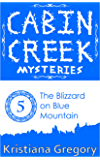The Blizzard on Blue Mountain (Cabin Creek Mysteries Book 5)