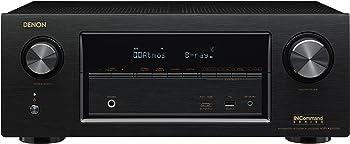 Denon AVR-X3300W 7.2 Ch. 4K Ultra HD A/V Receiver + $125 GC