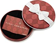 Amazon.com Gift Card in a Ornament Tin (Merry Christmas Card Design)