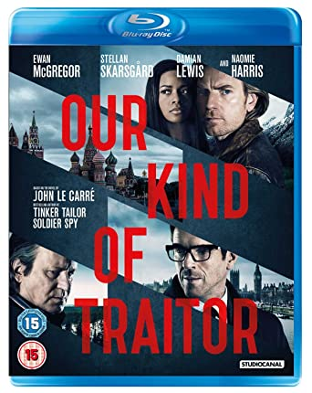 Amazon Our Kind Of Traitor Blu Ray 2016 Movies Tv
