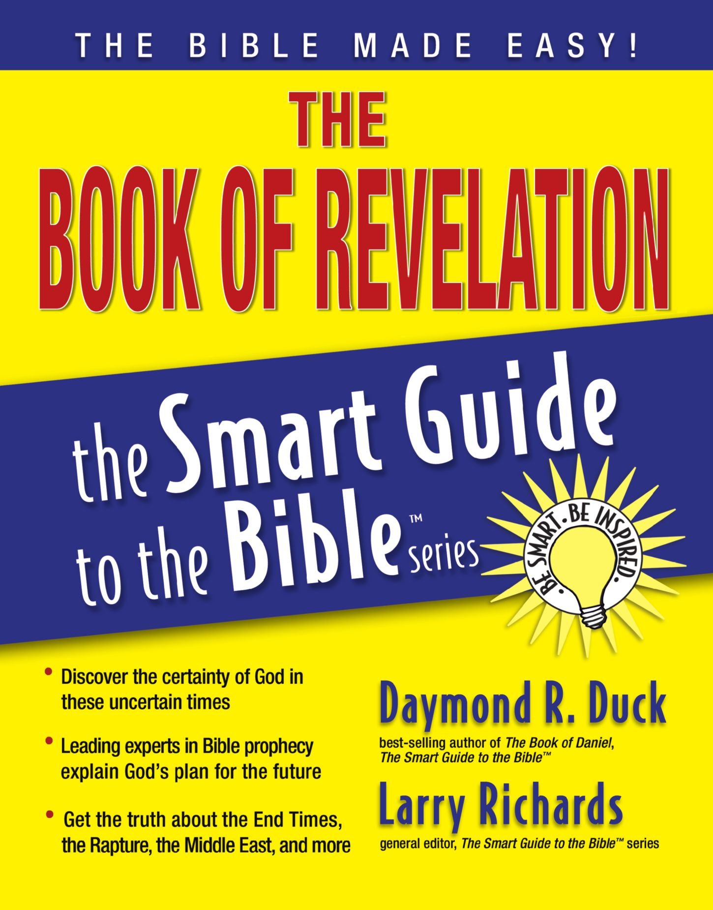 Book Revelation Smart Guide Bible product image