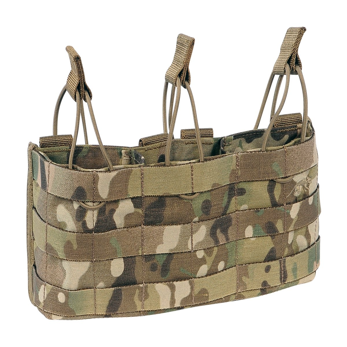 Tasmanian Tiger cartuchera de 3 Single Mag Pouch Bel MultiCam