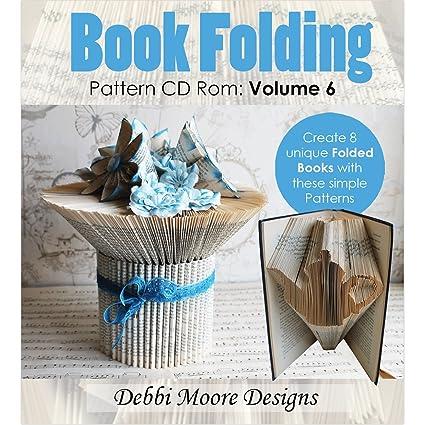 Debbi Moore Cd Rom Book Folding Patterns-Volume 8 8 Designs