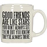 Primitives by Kathy Coffee Mug - Good Friends 20 oz. Mug