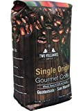 Two Volcanoes Coffee - Gourmet Guatemala Whole Bean Medium Roast Single-Origin Coffee. 1 lb