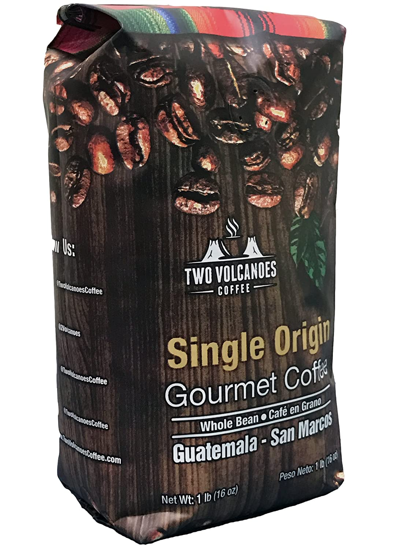 Gourmet Guatemala Whole Bean Medium Roast Single