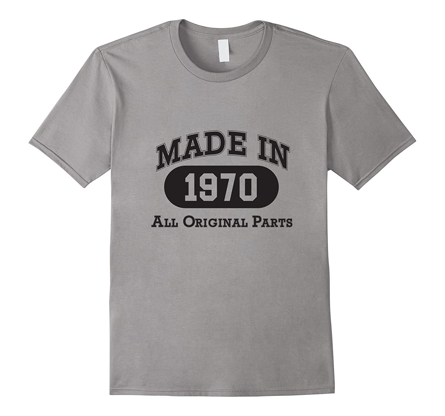 Born in 1970 T-shirt - hot trend birthday gift-Art