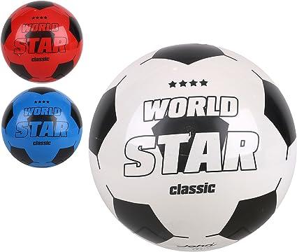 Amiispe Ballon de Football en Plastique de 22 cm Camping pour Parcs Ballon de Saut de Ballon de Plage d/ét/é de Jouet Gonflable pour Enfants plages Cours