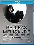 ドビュッシー:歌劇《ペレアスとメリザンド》[ブルーレイ, 日本語字幕・解説付き] [Blu-ray]