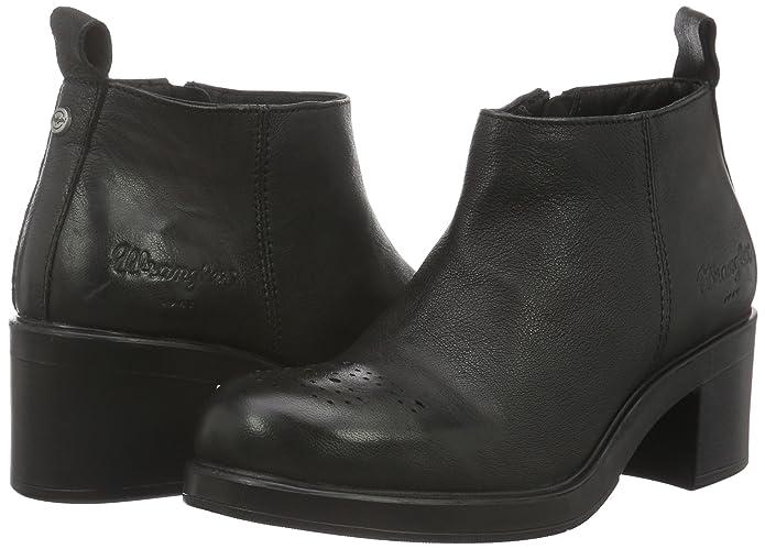 Gipsy Booty, Zapatillas de Estar por Casa para Mujer, Negro (62 Black), 37 EU Wrangler