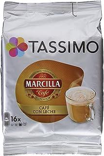 Tassimo Chocolate Milka - 8 tazas (16 cápsulas): Amazon.es ...