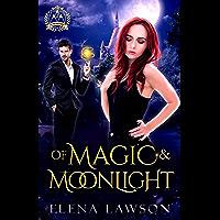 Of Magic and Moonlight: A Reverse Harem Paranormal Romance (Arcane Arts Academy Book 2) (English Edition)