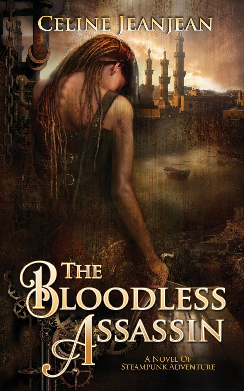 The Bloodless Assassin: A novel of Steampunk adventure (The Viper and the Urchin) (Volume 1)