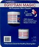 Egyptian Magic All Purpose Skin Cream, 4oz + 2oz Jars by Egyptian Magic