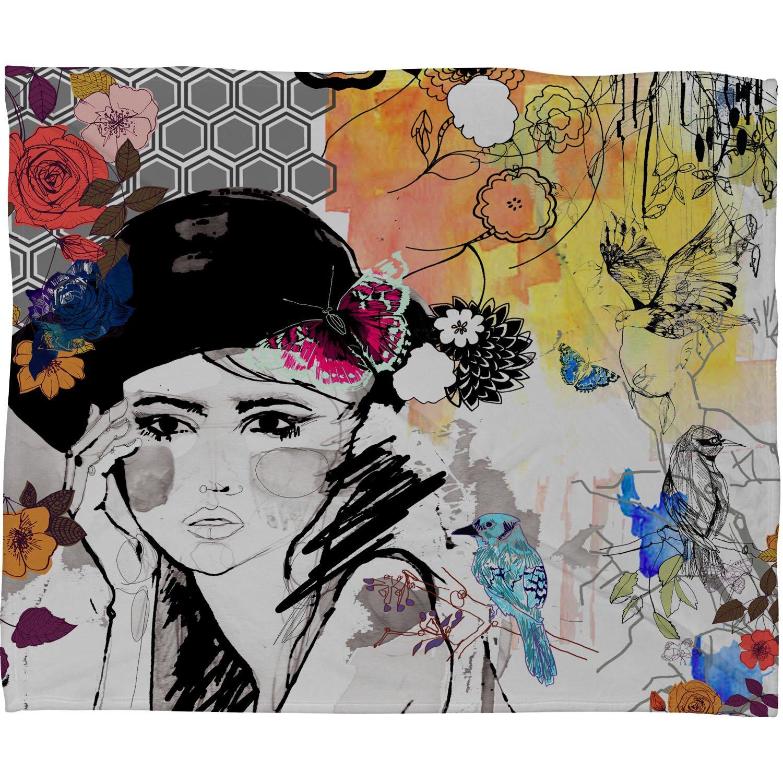 50 x 60 Deny Designs Holly Sharpe Dreamer Fleece Throw Blanket