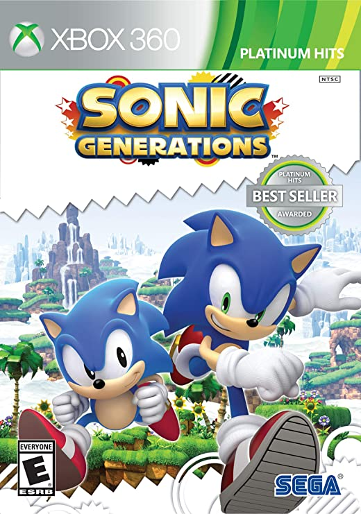 SEGA Sonic Generations - Juego (Xbox 360, Acción / Aventura, E (para todos)): Amazon.es: Videojuegos