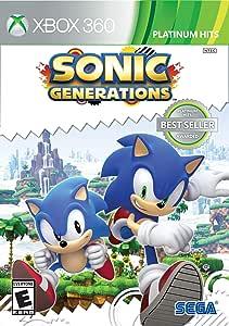 Sonic - Generations - Xbox 360