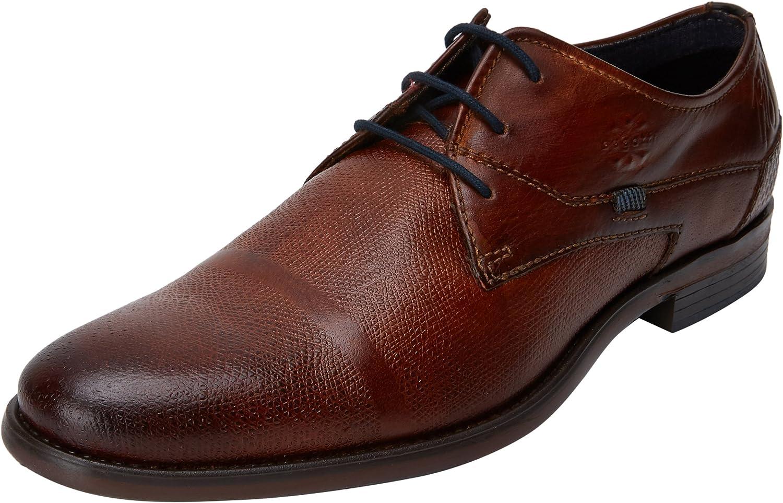 bugatti 311163072100, Zapatos de Cordones Derby para Hombre
