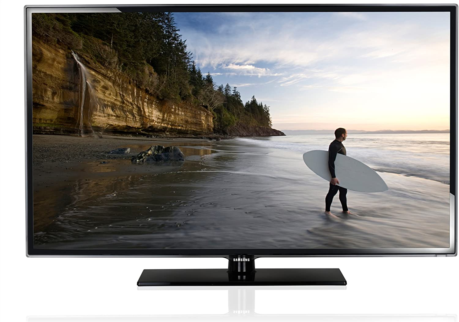 Samsung UE40ES5500 - Televisión LED de 40 pulgadas, Full HD (100 Hz), color negro: Amazon.es: Electrónica