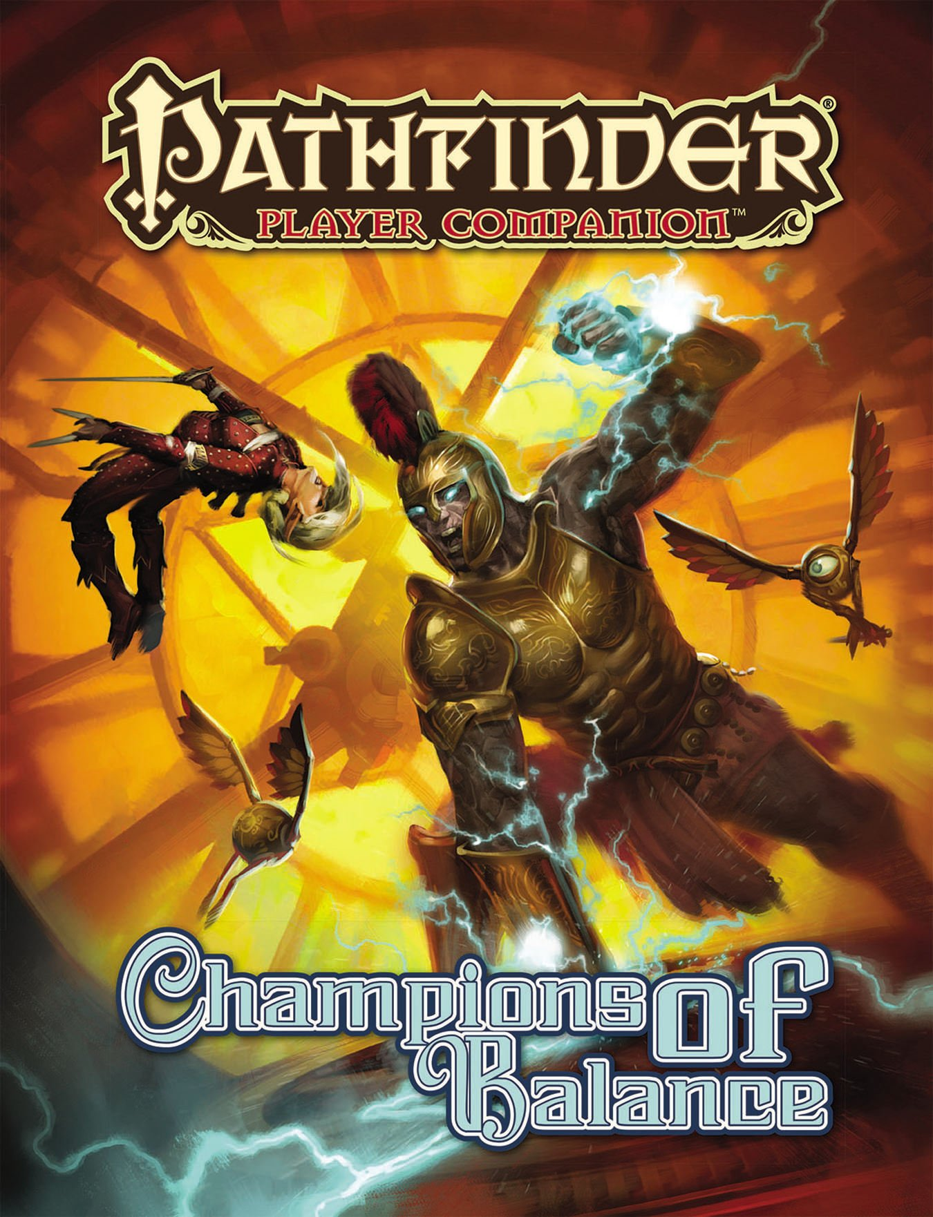 Pathfinder Player Companion: Champions of Balance: Amazon.es ...