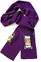 Peepsnake Smartphone Scarf, Touchscreen Pocket, Back Camera Window, iPhone
