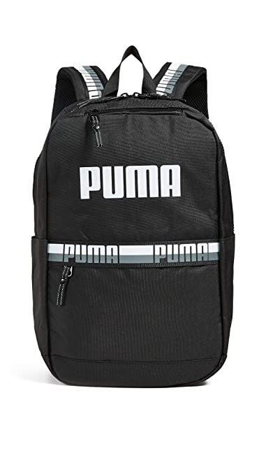 be29aa740f Amazon.com: PUMA Women's Speedway Backpack, Black, One Size: Shoes