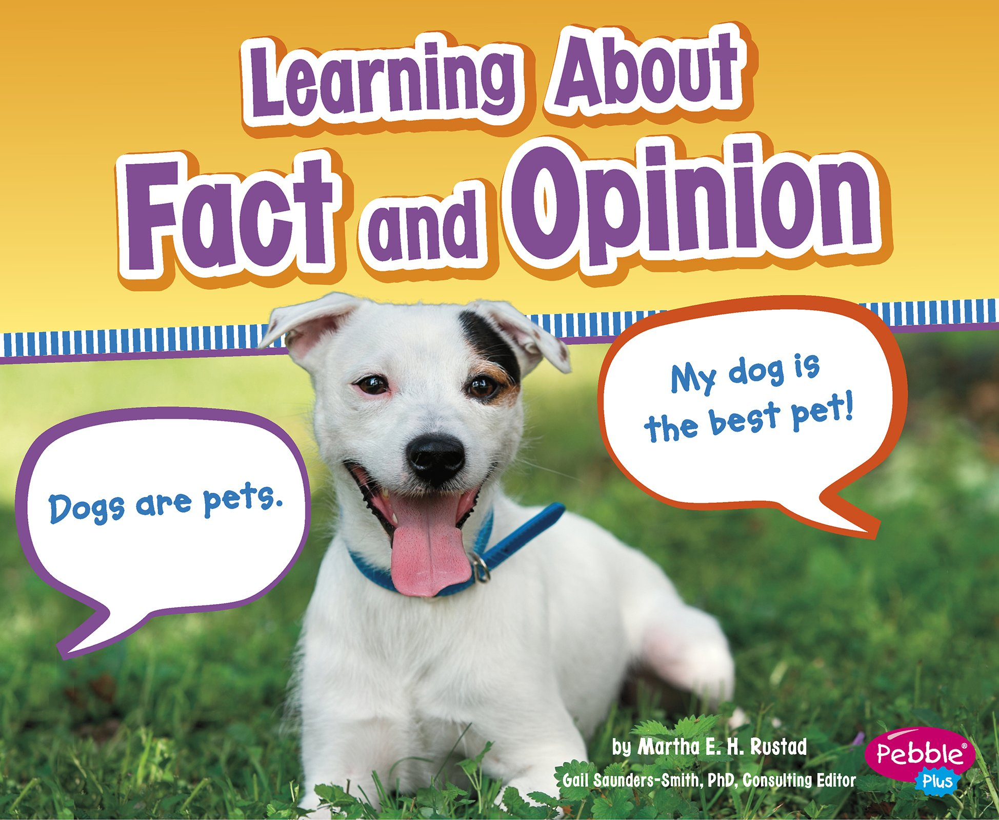 Read Online Learning About Fact and Opinion (Media Literacy for Kids) PDF