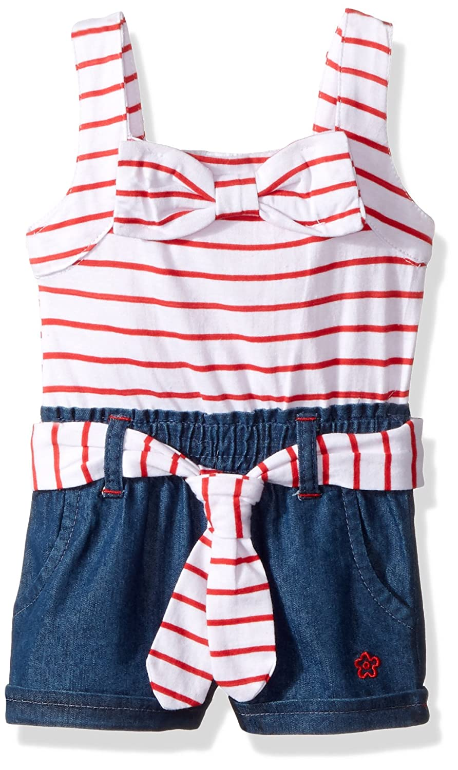 Limited Too Baby Girls Tank Romper