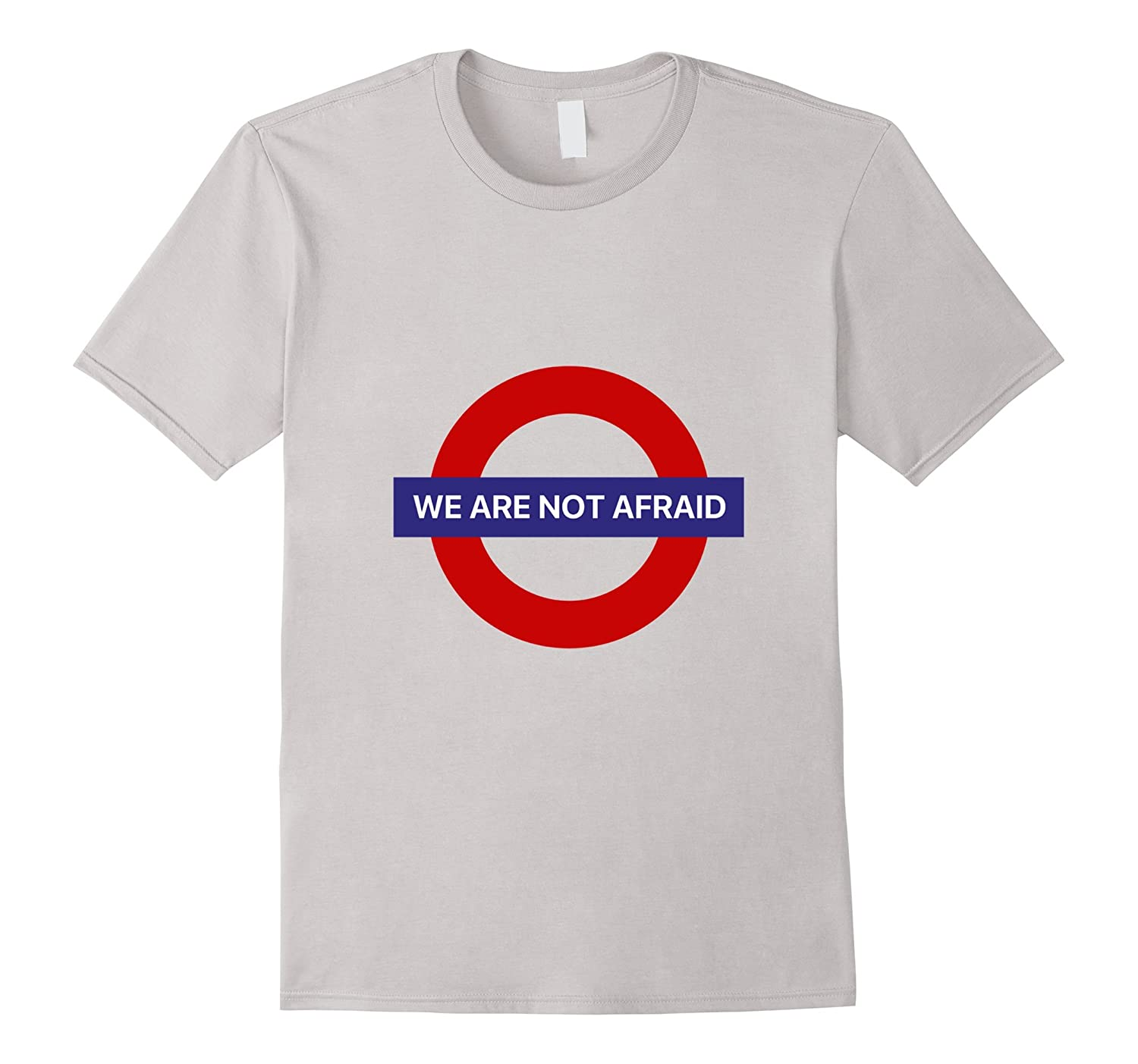 We are not afraid London Attacks Underground-CD