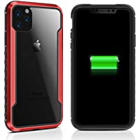 PhoneHeaven Military Series Mobile Phone Case for iPhone 11 (Protective & Durable) - Volcanic RED