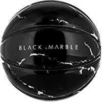 SPHERE Paris Black Marble Basketball - Size 7