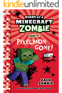 Amazon com: Diary of a Minecraft Zombie Book 11: Insides Out eBook