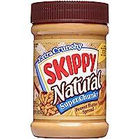 美国进口  Skippy史可比天然粗粒花生酱 (特价促销) 425g