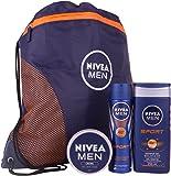 Nivea Men Sports Plus Gift Set for Men's - 3 Pieces
