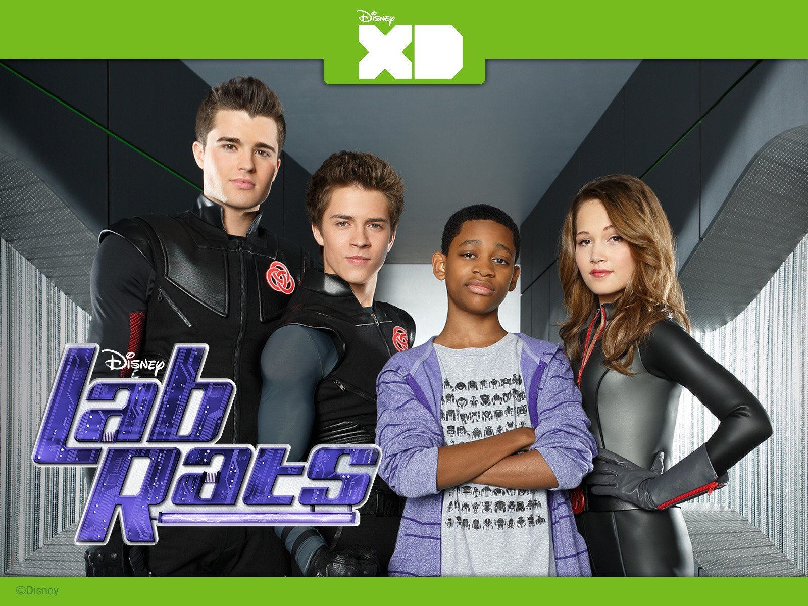 Amazoncom Watch Lab Rats Volume 3 Prime Video