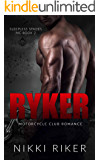 Ryker: Motorcycle Club Romance (Sleepless Spades MC Book 2)